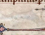 Monkey shooting Snail - Add. MS. 49622