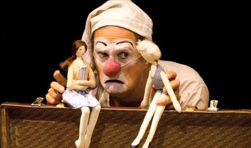 A Christma carol av Teater MO